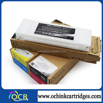 OCBESTJET High Quality Compatible Ink Cartridge For Epson T3000 T5000 T7000 T3200 Printer Ink Cartridge
