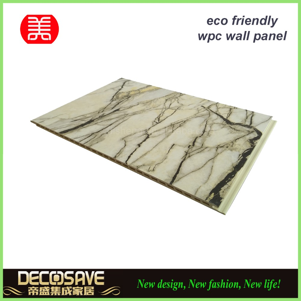 hot selling wpc wpc wall panel / home wall decoration / interior decorative wall covering panels