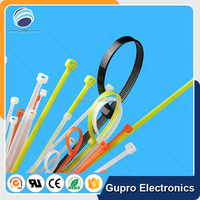 Best sale nylon UL-approved PA 66 self-locking nylon cable tie china