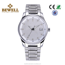 custom logo japan mov't stainless steel watch man watch automatic