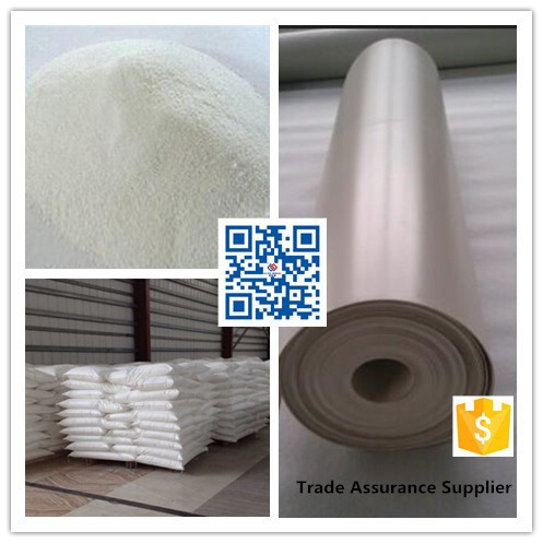 CPE 135A for hard PVC flexibility and impact modifier