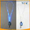 New Arrival Cheap Custom Lanyard/ Promotional fiber optics Lanyards/ ID Neck Lanyard