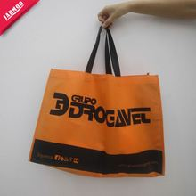 Custom Design Full Color Printing Factory Supply cheap non woven tote bag
