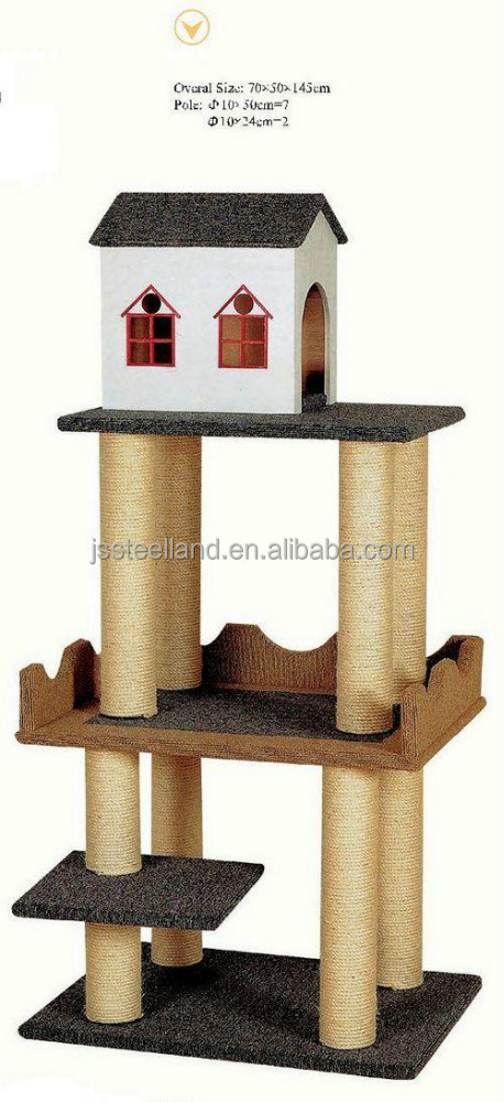 Wholesale Outdoor Cat Furniture & Cat Tree With Best Price