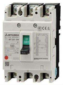 WS - Series standard type Earth-Leakage Circuit Breaker (ELCB)