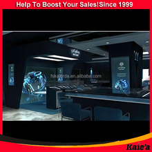 New Arrival Jewellery Store Design,Jewellery Showroom Furniture Design,Jewellery Shop Design With Led Lights