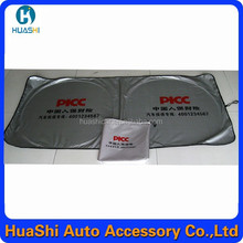 universal car sunvisor tire cover and sunshade polycarbonate windscreen