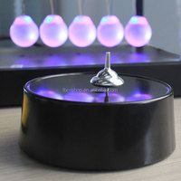Magic Non-stop Magnetic Spinning Top, Creative Decorative Present Gift Classic Rotating Spinning Top Gyro Toy