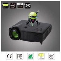 china made high quality&brightness android led projector with 1280*768,3500lumens,4000:1