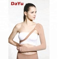Lymphedema arm sleeves , graduated compression brace support, with hand portion, Made in Taiwan