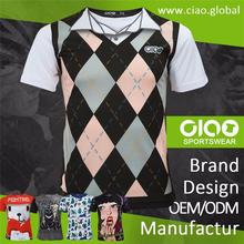 Brand sublimation ink coolmax fabric cheap hockey jersey