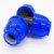 Full plastic pp head hdpe pipe fittings quick coupler fitting