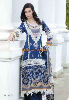Rizwan Beyg Lawn Collection 2013