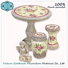 Rose Pattern Indonesian Garden Treasures Alibaba Outdoor Furniture