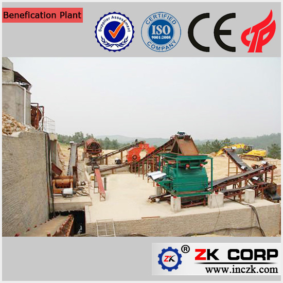 Flotation Separator Gold Ore Flotation Production line and Process Line equipment