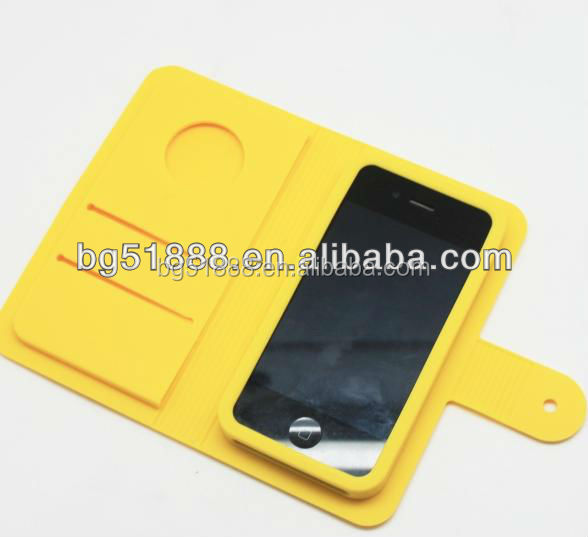 China wholesale waterproof cheap mobile phone accessory silicone rubber case phone cover