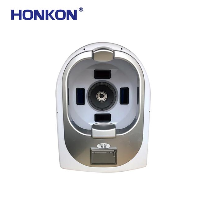 Honkon face skin analyzer machine