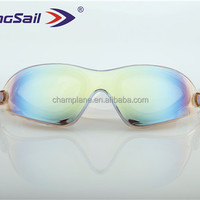 Fashion Mirrored Coating Pc Lenses Anti