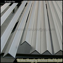SS304 Stainless Perforated Angle Steel Bar