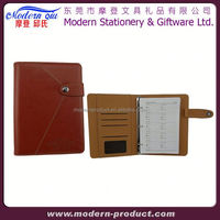 pu leather planner organizers