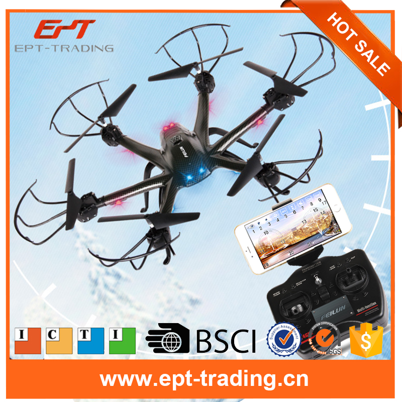 2.4G 4.5CH 6 AXIS carbon fiber rc helicopter toy remote control helicopter with fast delivery