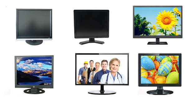 "Cheap Price 19"" Size LED Desktop Computer Monitor With Good Brightness 350cd/m"