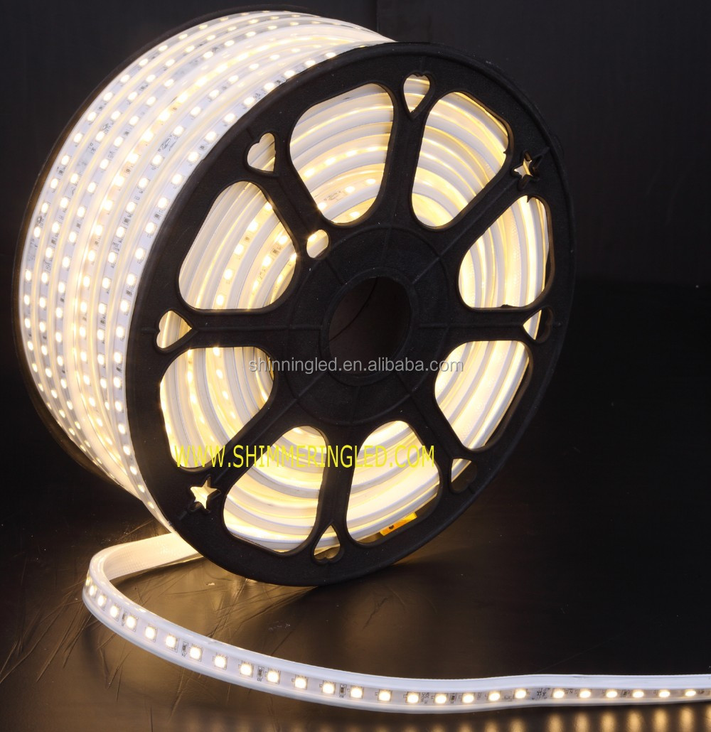 Hot sales Ac230v 10mm copper F-pcb commercial flexiLed strip lighting