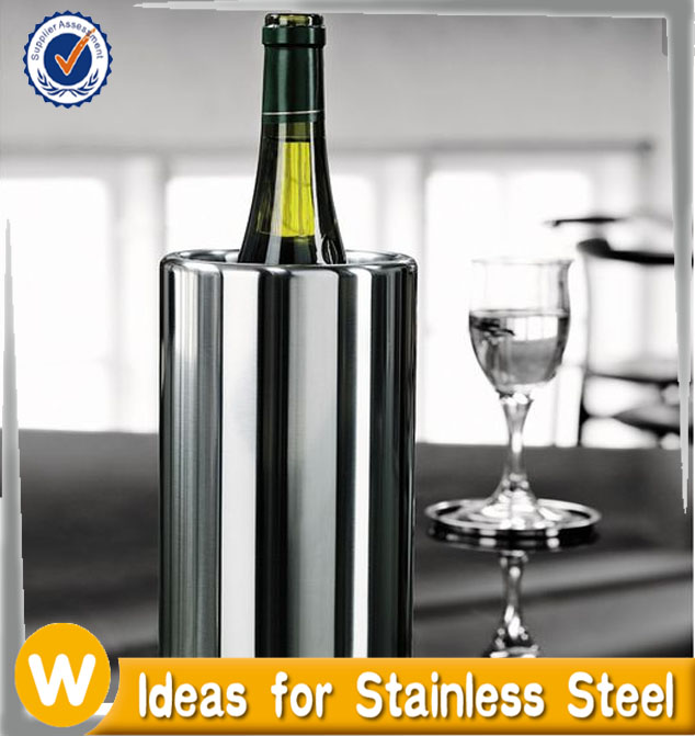 1.5L Stainless steel Wine Cooler
