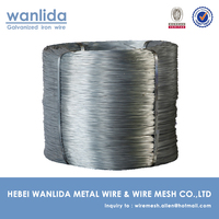 Annealed Hot Dip Galvanised Metal Wire ( 500 KG )