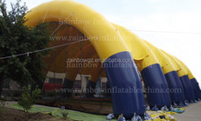 bubble tent/ inflatable car cover inflatable garage stage tent dome