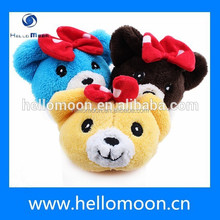 Supply Quality Wholesale Bear Model Plush Dog Pet Toy With Squeaker