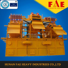 China FAE best quality cyclone desander for construction machinery