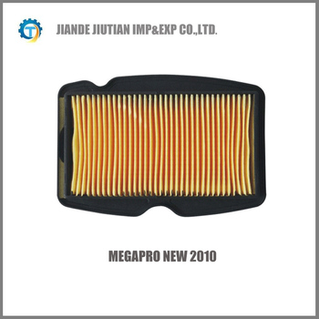 MEGAPRO NEW 2010 motorcycle air filter High Quality