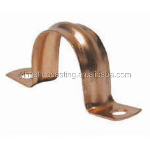 Fabrication Services cast&forged precision copper saddles