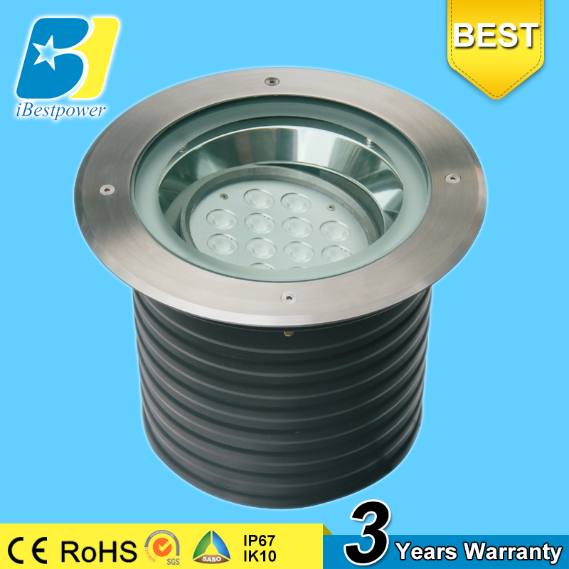 2016 new IP67 IP rating led inground light led lights in concrete