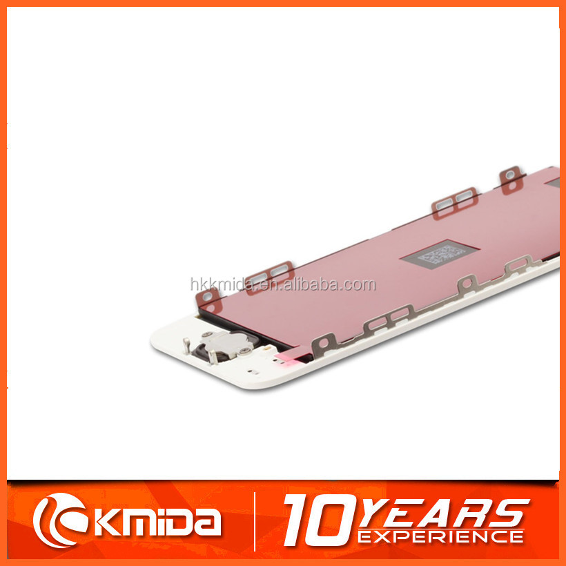 Cheap but high quality China mobile phone spare parts for iphone 5G lcd touch screen display with one year warranty