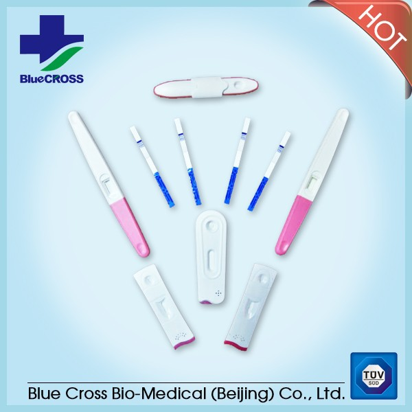 BABI One Step Rapid Test HCG for Pregnancy Testing Baby Test Strips