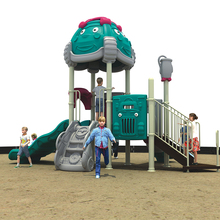 Advanced Technology Activity Used Kids Outdoor Playground Equipment Park