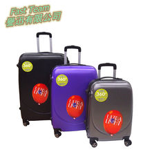 3 pcs Set 20'24'28 Inches Ultra Light 360 Rolling Luggage