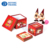 Decorative Christmas Luxury Style Custom Printed Gift Packaging Paper Box