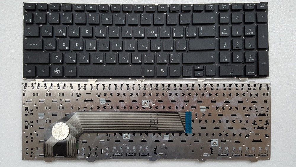 Factory Price Wholesale Laptop keyboard for HP ENVYX2 430G1 4540S G7-1000 G6-2000 G4 with Russian Layout