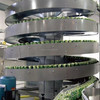 Spiral Cooling Conveyor For Bakery Industry