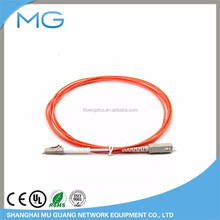 FTTH cheap price china supplier made in china G652D G657A LSZH Duplex SC-LC OM1 0.9mm Optic Fiber Patch cord/Jumpers pigtail