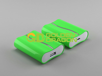 40000mAh Portable External Power Bank Backup Battery Charger For Sumsung Iphone
