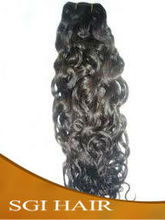 "Grade AAA Wholesale 2012 New Gorgeours Indian virgin remy hair #1B body wave 14""-36"""