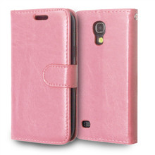 For Samsung Galaxy S4 Magnetic Flip PU Leather Wallet Case with Photo Frame Card Holder Stand fundas Mobile Phone Cover
