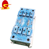 China Mould Maker Plastic Blow Moulding Cost Of Plastic Injection Molding