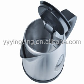 Stainless Steel Kettle 1 Litre, Kitchen <strong>Appliance</strong> with cool-touch handle design for you