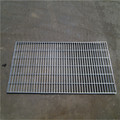 Steel material black/silver building grating heavy duty