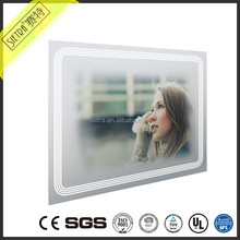Water resistant Lighted Bathroom Magic Mirror LED TV